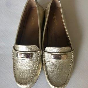 Coach loafers SZ 6.5